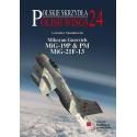 Polish Wings No. 24 Mikoyan Gurevich MiG-19P & PM, MiG-21F-13