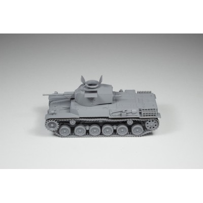 1/72 Type 3 Chi-He Japanese Medium Tank