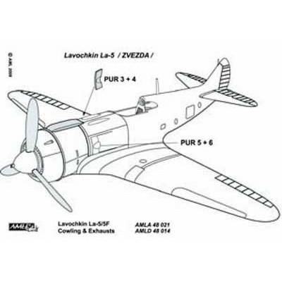 Lavochkin La-5 / 5F