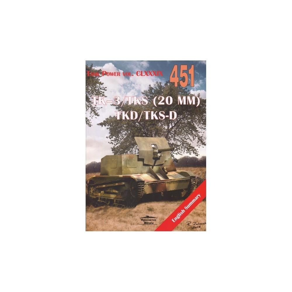 TK-3/TKS (20 MM) TKD TKS-D