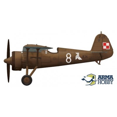 1/72 PZL.11c – Junior Set