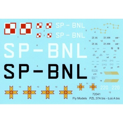 1/72 PZL.37 A bis