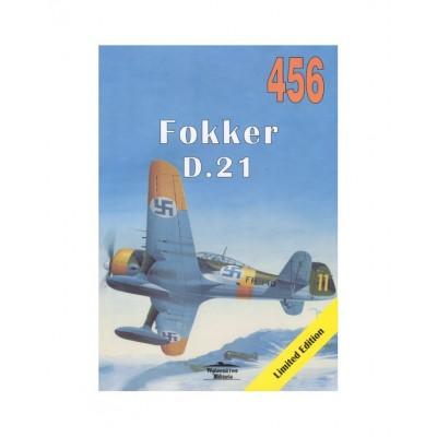 456 FOKKER D.21