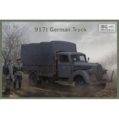 1/72   917t Germany Truck