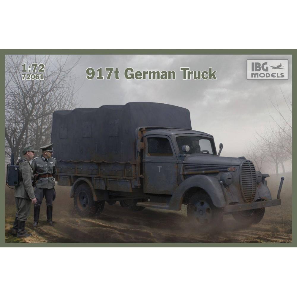 1/72   917t Germany Truck