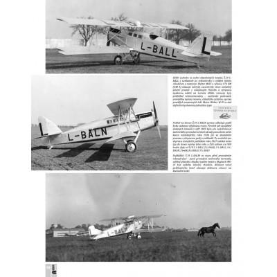 Československá dopravní letadla 1919-1939