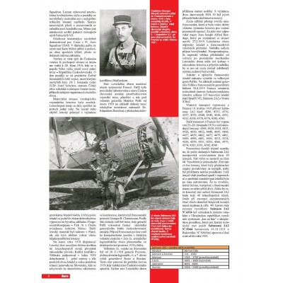 Salmson 2A2 v Československu(P.Lukeš, J.Kaše)