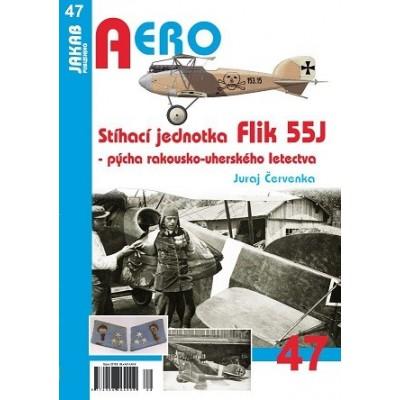 Stíhací jednotka Flik 55J (J.Červenka)