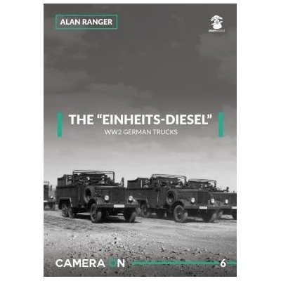 The Einheits-Diesel WW2 German Trucks