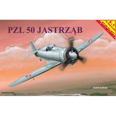 1/72 PZL P 50 Jastrzab ( 2 in1 Twin Pack)