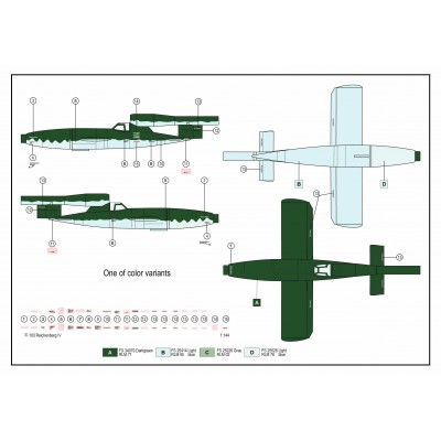 1/144   Fieseler Fii 103 A-1 Re IV Reichenberg with transport trailer