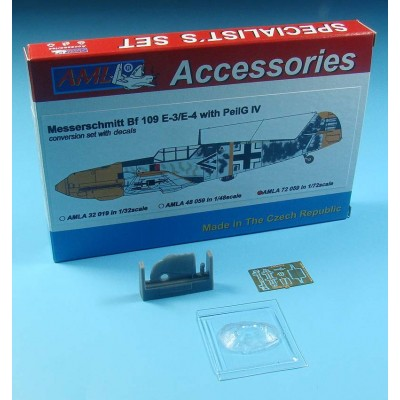 1/72 Bf 109 E-4_PeilG IV – Day fighters