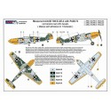 1/48 Bf 109 E-4_PeilG IV – Day fighters