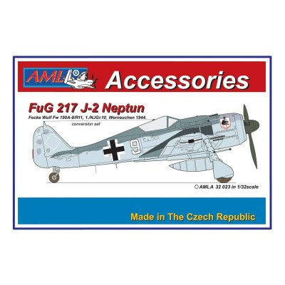 1/32 Fw 190A-8/R11 with FuG 217 J-2 Neptun