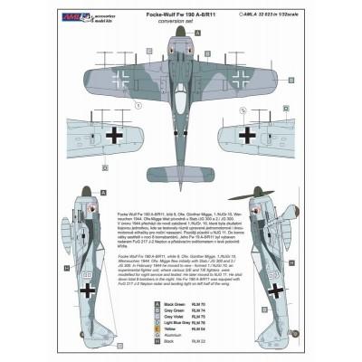 1/32 Fw 190A-8/R11 with FuG 217 J-2 Neptun