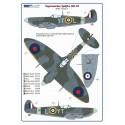 1/48 Czechoslovak pilots of No.65 Squadron RAF