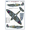 1/72 Czechoslovak pilots & dogs of No.310 and No.313 Squadron RAF