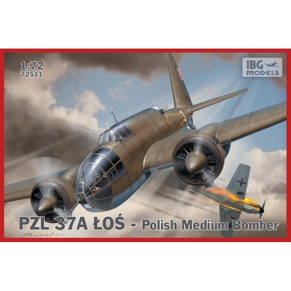 1/72 PZL.37 A LOŚ - Polish Medium Bomber