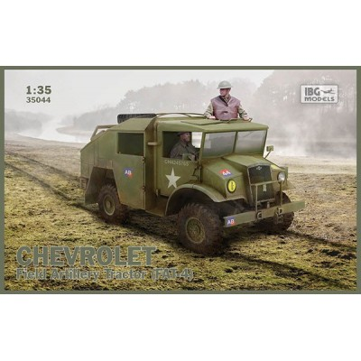 1/35 Chevrolet Field Artillery tractor FAT-4