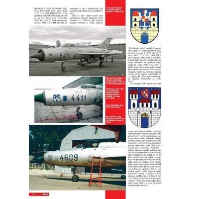 MiG-21PF/PFMv čs.letectvu 2.díl (M.Irra)