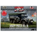 1/72 German light truck Krupp Protze Kfz. 81