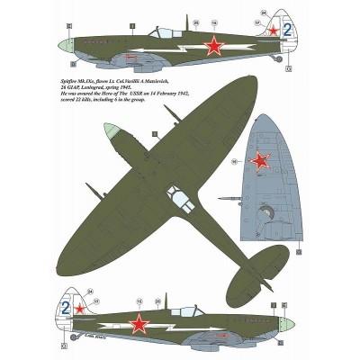 Lend - Lease / S.Spitfire, Part I