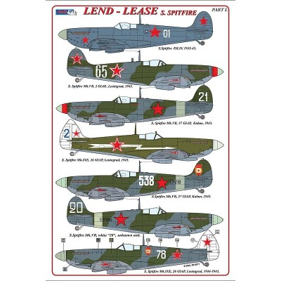 Lend - Lease / S.Spitfire