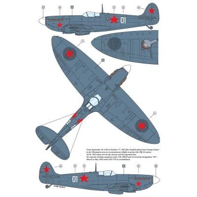 Lend - Lease / S.Spitfire
