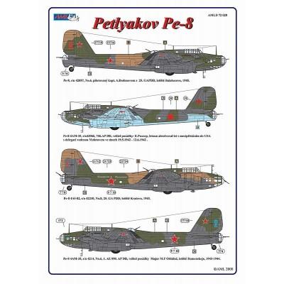 Petlyakov Pe - 8