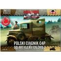 1/72  Polish C4P Heavy Artillery Tractor