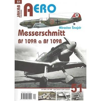 Messerschmitt Bf109A a Bf 109 B (M.Šnajdr )
