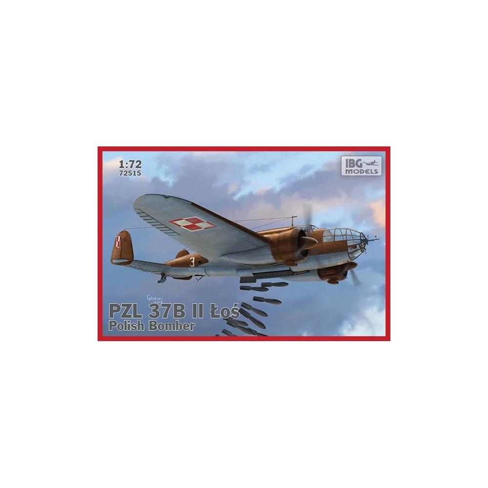 1/72 PZL.37 B II LOŚ - Polish  Bomber
