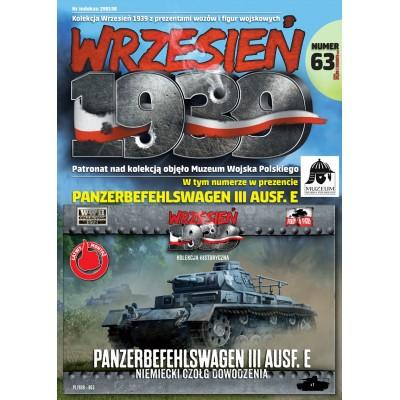 Panzerbefehlswagen III Ausf. E Command tank