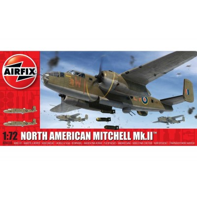 1/72 North American Mitchell Mk.II