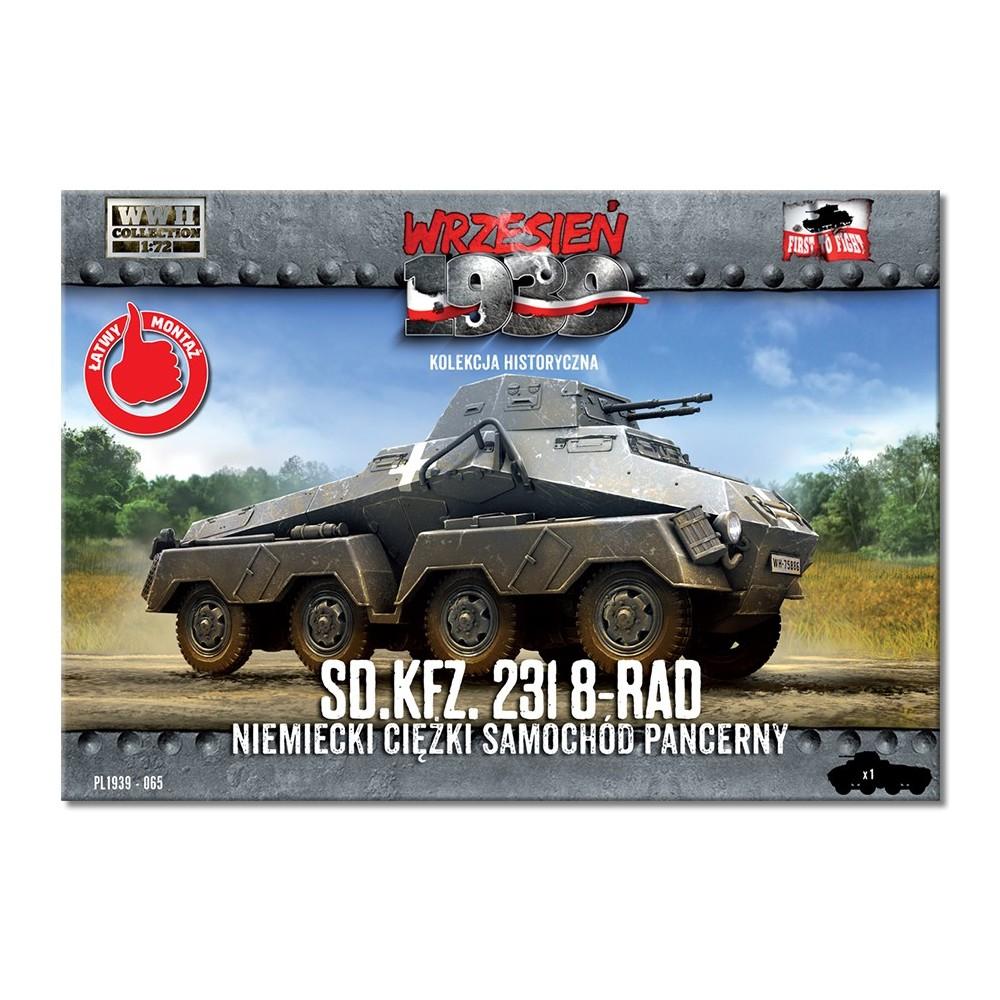 1/72 Sd.Kfz. 231 8-Rad