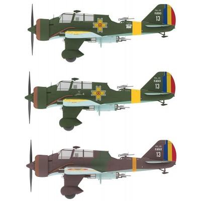 1/72 PZL.23B Karaś  Light Bomber in Romanian Service