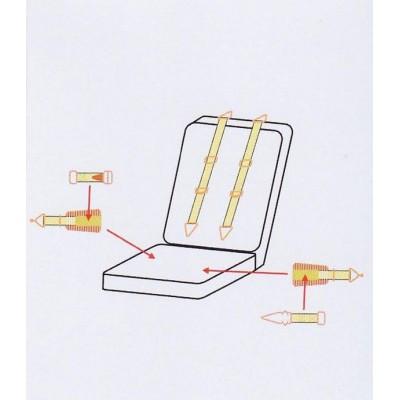 1/72 WWII seatbelts - Luftwaffe