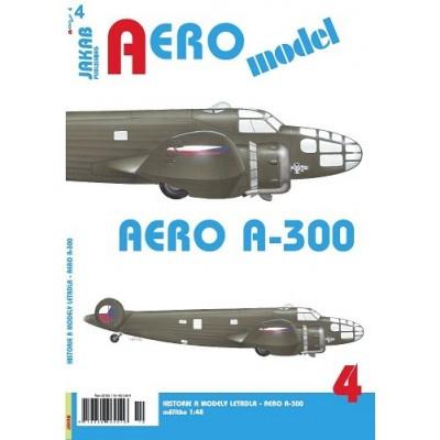 AEROmodel č.4 AERO A-300
