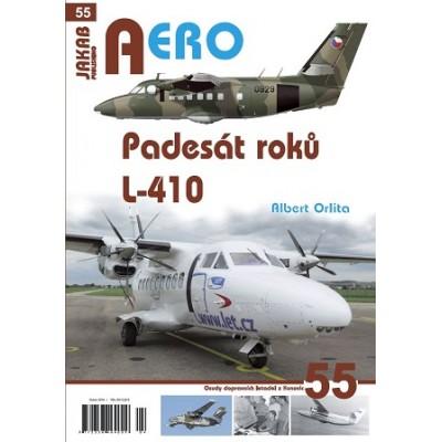 Padesát roků L-410 (A.Orlita)