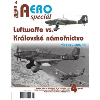 Luftwaffe vs. Královské námořnictvo   (Miroslav Šnajdr)