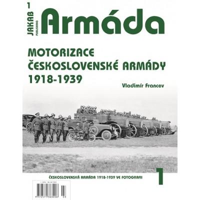 Motorizace československé armády 1918-1939, V.Francev