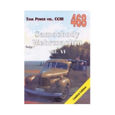 Samochody Wehrmachtu vol. VI