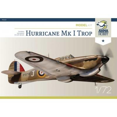1/72 Hurricane Mk I Trop