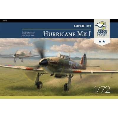 copy of 1/72 Hurricane Mk I - 303 Squadron RAF - Model Kit!