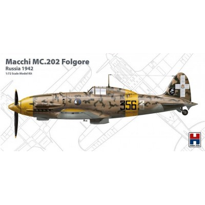 "1/72 Macchi MC.202 Folgore ""Russia 1942"" - Limited Edition"