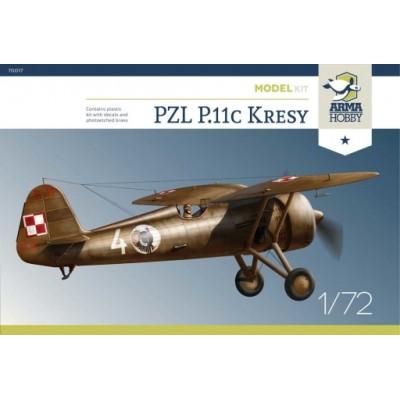 """1/72 PZL.11c  """"Kresy"""""""