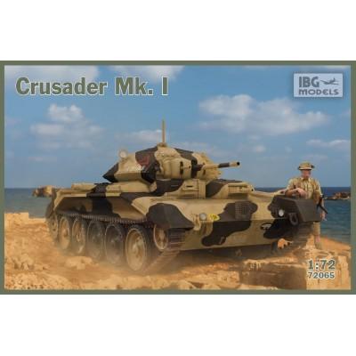 1/72 Crusader Mk. I - British Cruiser Tank Mk. VI