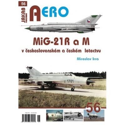 MiG-21 R a M (M.Irra)