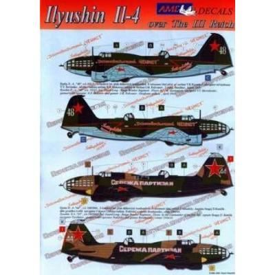 Ilyushin Il-4 over The III Reich
