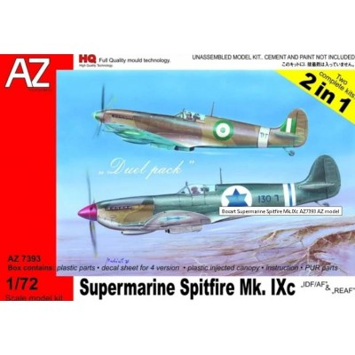 """1/72 Supermarine Spitfire Mk.IXc """"IDF/AF & REAF"""""""